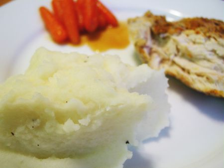how to make creamy mashed potatoes from the box