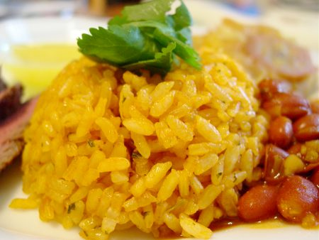 Mexican Yellow Rice Yellow rice