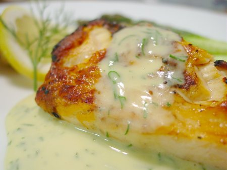 Eee cooks mustard dill sauce recipe for Dill sauce for fish