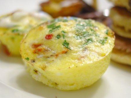 Eee Cooks Mini Frittatas Recipe