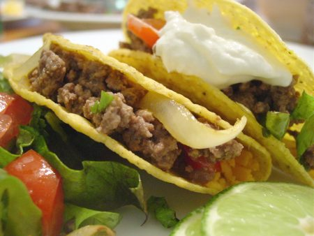 EEE Cooks: Ground Sirloin Tacos (Recipe)